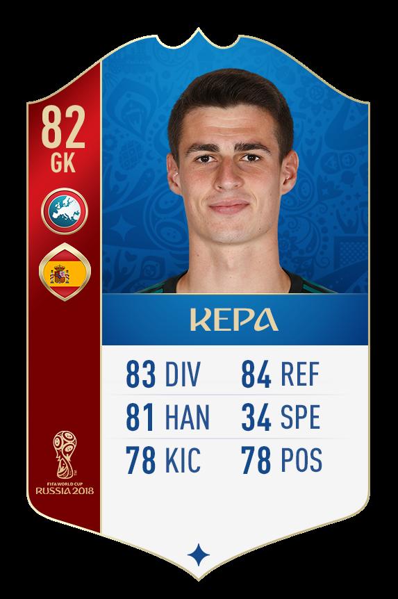 FIFA 18 World Cup: сборная Испании - изображение 26