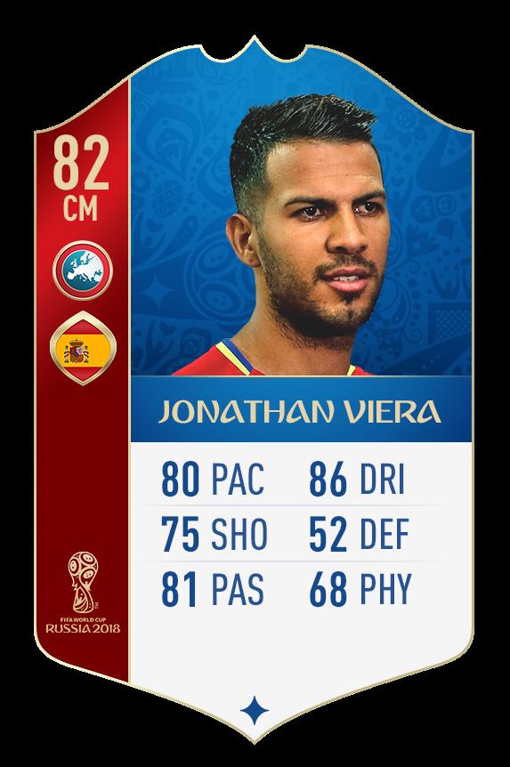 FIFA 18 World Cup: сборная Испании - изображение 30