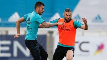 """""""Реал"""" провел открытую тренировку в Испании (Видео)"""