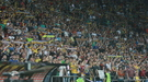 Шикарная атмосфера во время прощального матча Александра Горяинова (Видео)