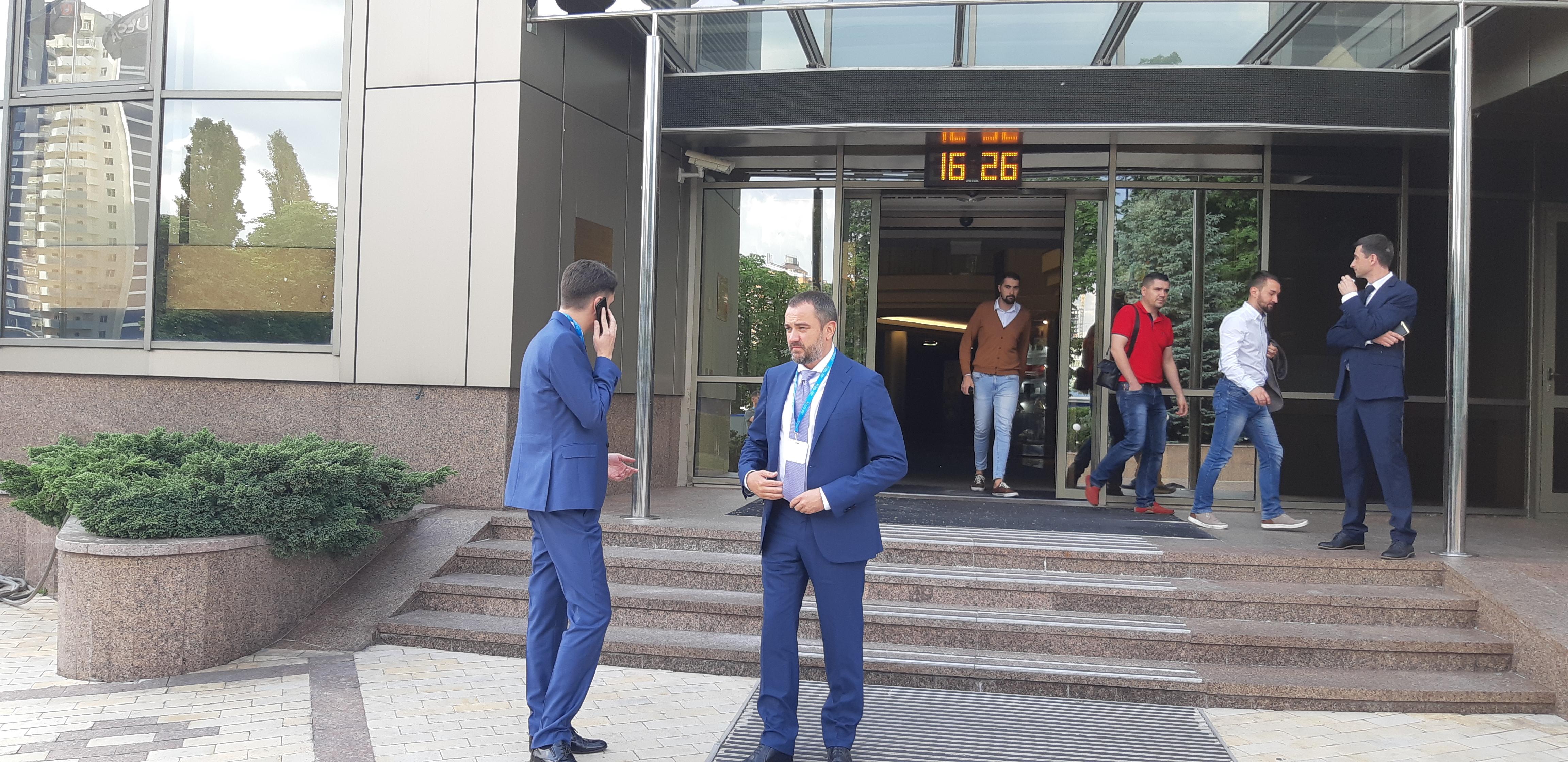 Лига чемпионов в Киеве, первый день: праздник, скандалы и драки (Фото, Видео) - изображение 1