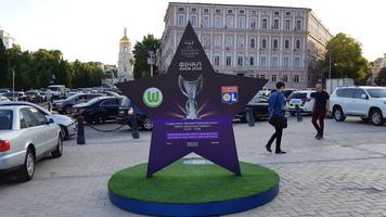 Лига чемпионов в Киеве, первый день: праздник, скандалы и драки (Фото, Видео)