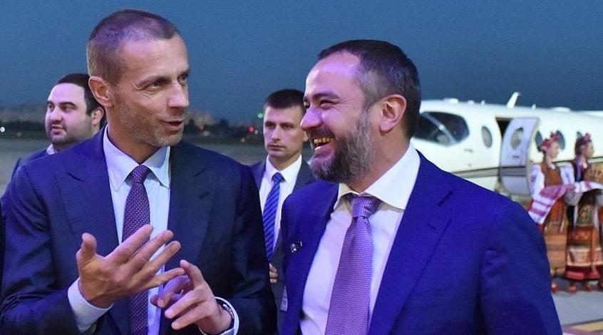 Президент УЕФА не исключил внедрение систему VAR в Лиге чемпионов уже в этом сезоне