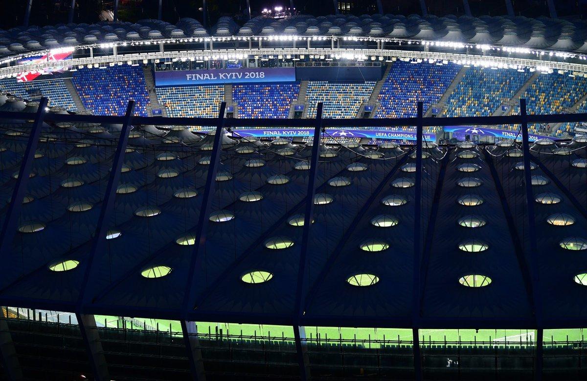 Лига чемпионов в Киеве, второй день: матч легенд, извинения Роналду и шутка от Клоппа (+Фото, Видео) - изображение 15