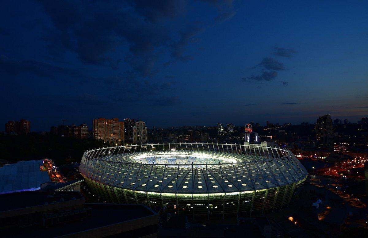 Лига чемпионов в Киеве, второй день: матч легенд, извинения Роналду и шутка от Клоппа (+Фото, Видео) - изображение 16