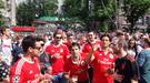 Поліція зафіксувала 26 інцидентів з іноземними вболівальниками перед фіналом ЛЧ