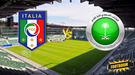 Италия - Саудовская Аравия. Анонс и прогноз матча