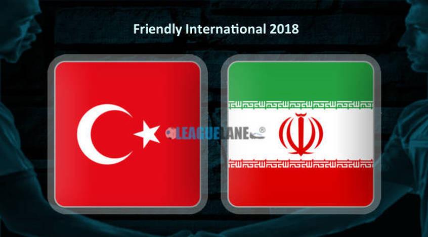 Турция - Иран: прогноз The League Lane