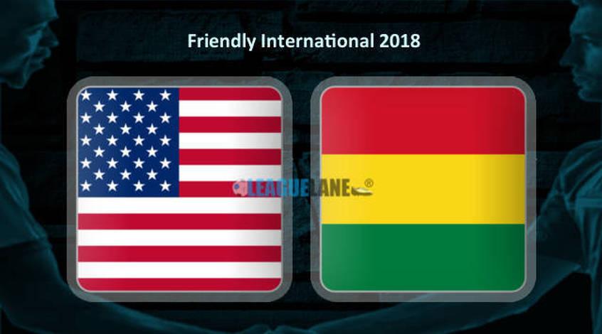США - Боливия: прогноз The League Lane