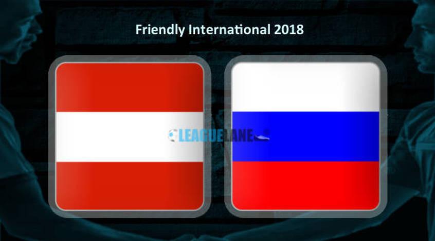 Австрия - Россия: прогноз The League Lane