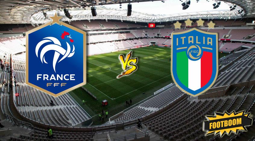 Франция – Италия: ставим на голы