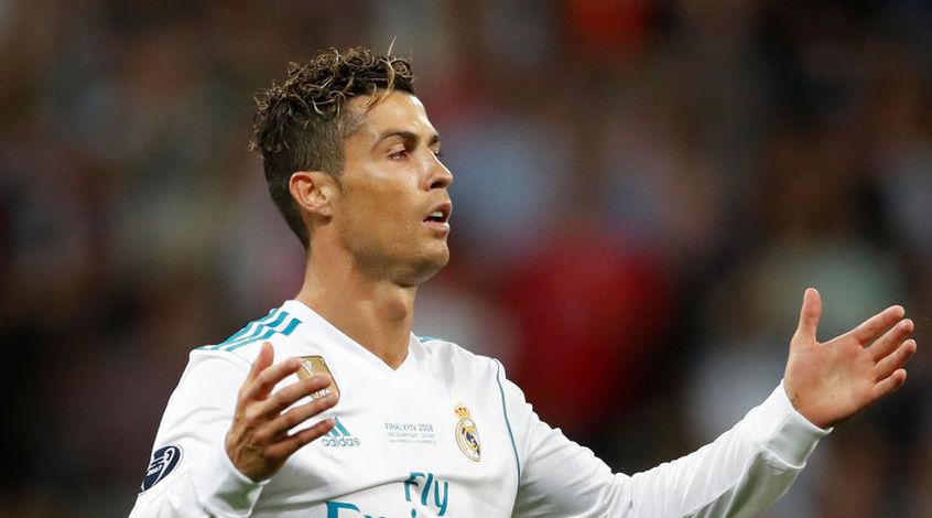 """""""Ювентус"""" готов платить Роналду 30 миллионов евро в год"""