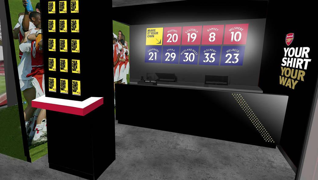 """""""Арсенал"""" откроет в Китае бар с голограммами футболистов клуба (Фото) - изображение 3"""