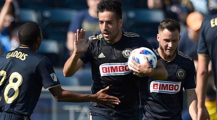 Илсиньо отличился эффектным голом в MLS (Видео)
