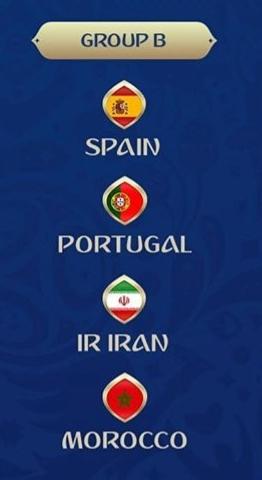 Чемпионат Мира-2018. Группа В: прогноз FIFA 18 - изображение 1