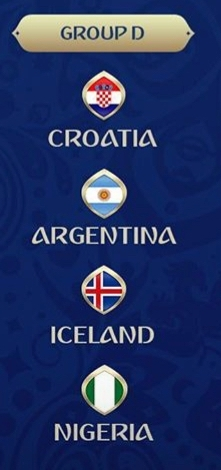 Чемпионат Мира-2018. Группа D: прогноз FIFA 18 - изображение 1