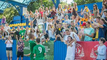 """Чемпіонат України серед студентів.  """"КНТЕУ"""" втретє """"золотий""""!"""