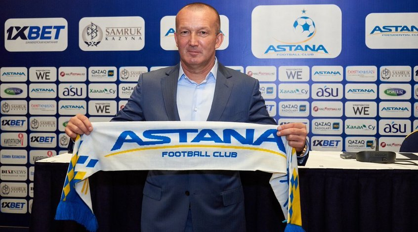 """Роман Григорчук: """"В украинском футболе 5 лет назад зарплаты были выше, чем сейчас в Казахстане"""""""