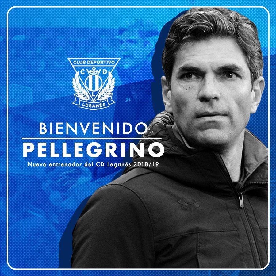 """Официально: Маурисио Пеллегрино - новый главный тренер """"Леганеса"""" - изображение 1"""