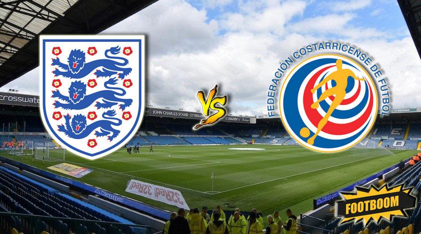 Англия - Коста-Рика. Анонс и прогноз матча
