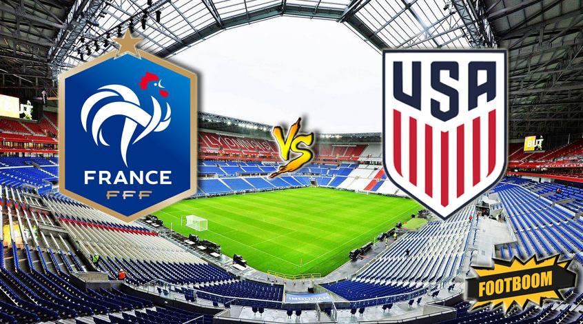 Франция – США. Анонс и прогноз матча