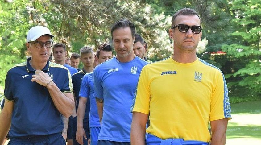 Останній раз збірна України пропускала чотири м'ячі 7 років тому від Чехії
