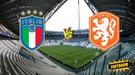 Италия - Голландия: ставим на обмен голами