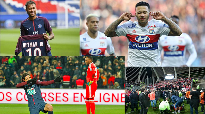 Чемпионат Франции. 10 ярких моментов сезона