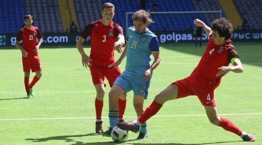 Казахстан (U-21) – Азербайджан (U-21) 1:1. Ожидалось большее