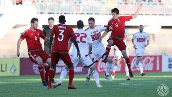 Товарищеские матчи. Беларусь - Венгрия 1:1. Мир в Бресте