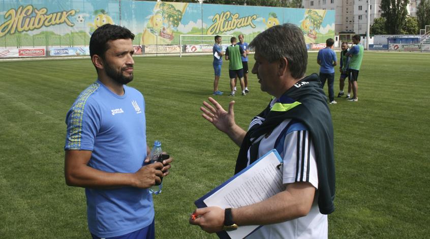 Футболист моисеенков и его тренер фото
