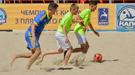 Чемпионат Киева по пляжному футболу. Прямая трансляция матчей 1/4 финала (22 июля)