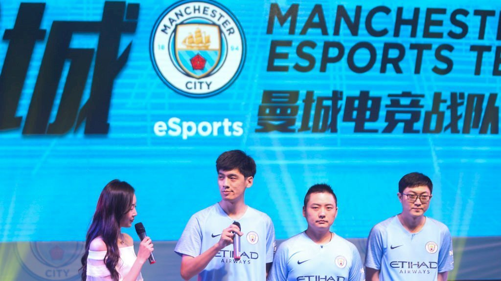 """""""Манчестер Сити"""" подписал киберфутболистов для азиатской FIFA Online - изображение 2"""