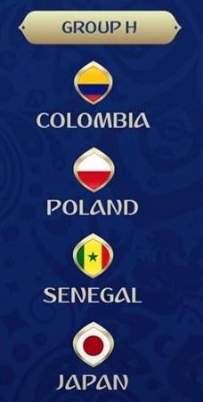 Чемпионат Мира-2018. Группа H: прогноз FIFA 18 - изображение 1