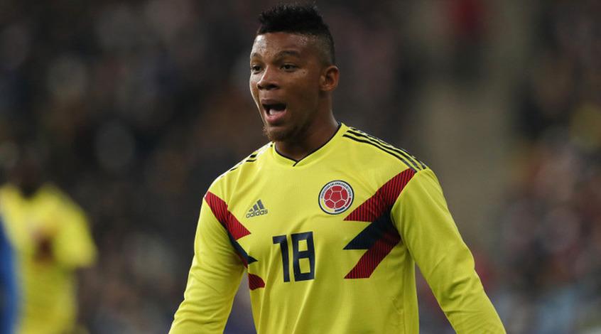 Защитник сборной Колумбии Франк Фабра пропустит ЧМ-2018