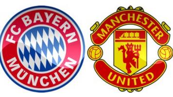"""""""Бавария"""" и """"Манчестер Юнайтед"""" устроили твиттер-баттл и договорились о товарищеском матче"""