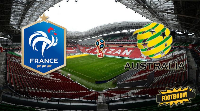 Франция – Австралия. Анонс и прогноз матча