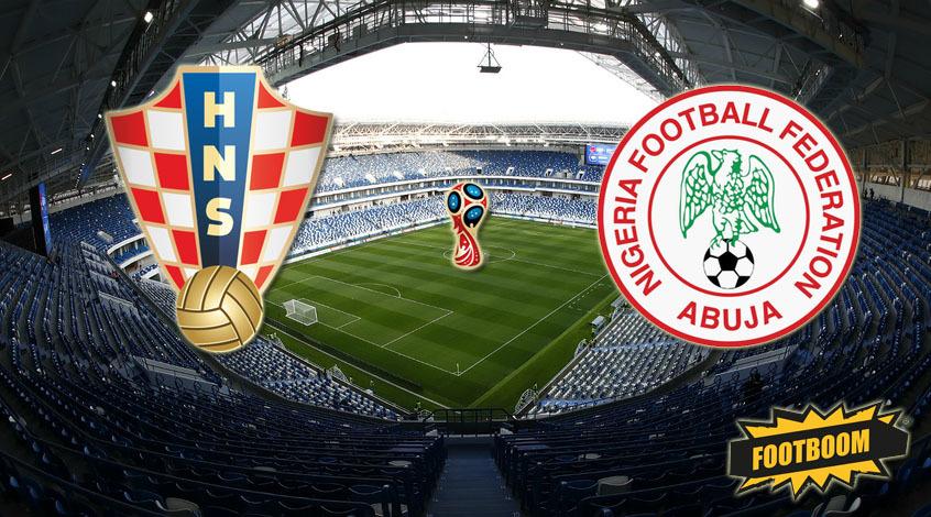 Хорватия – Нигерия. Анонс и прогноз матча