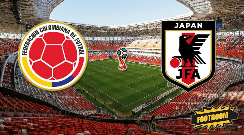 Колумбия - Япония 1:2. Не упустили шанс