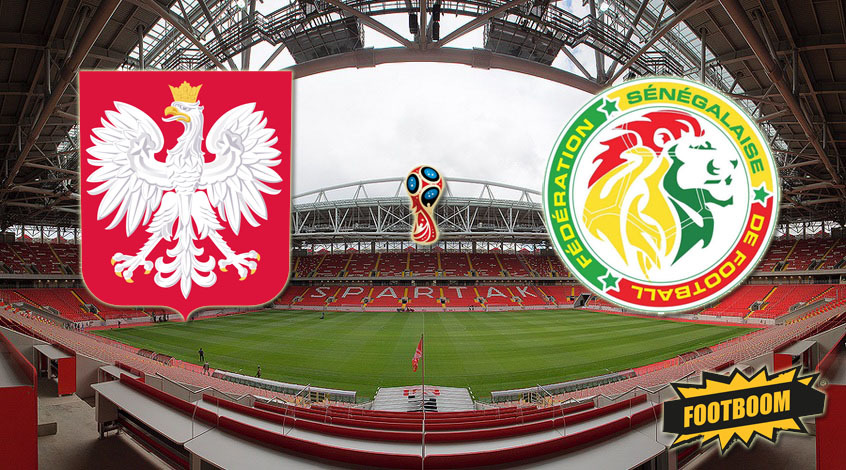 Польша - Сенегал 1:2. За честь Африки