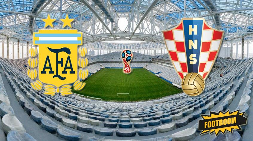 Аргентина - Хорватия. Анонс и прогноз матча