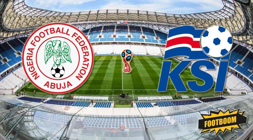 """Нигерия - Исландия 2:0. """"Суперорлы"""" расправили крылья"""