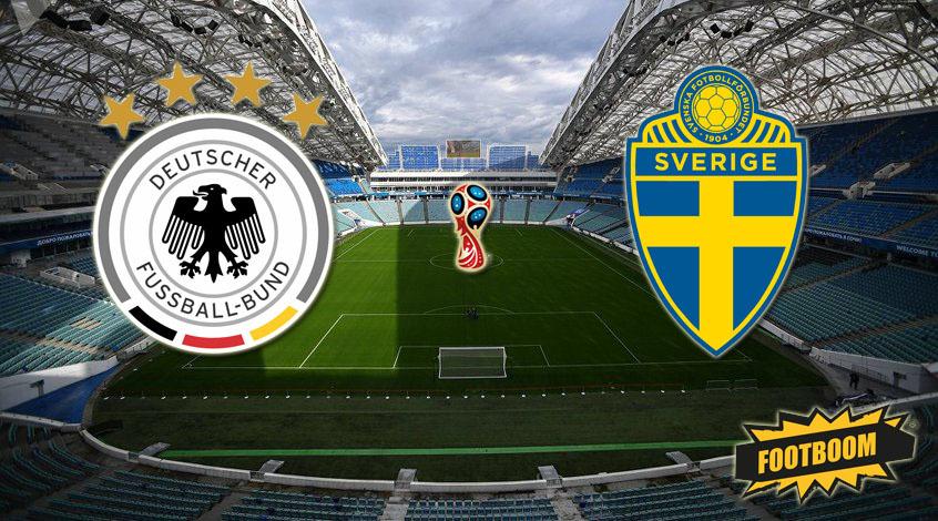 Германия - Швеция. Анонс и прогноз матча