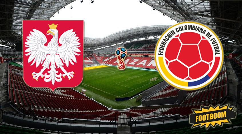 """Польша - Колумбия 0:3. Тройной """"Кофе"""" на дорожку"""