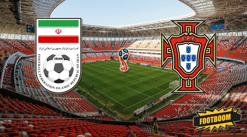 IFAB: назначение пенальти в матче Португалия - Иран за игру рукой Седрика - ошибка!
