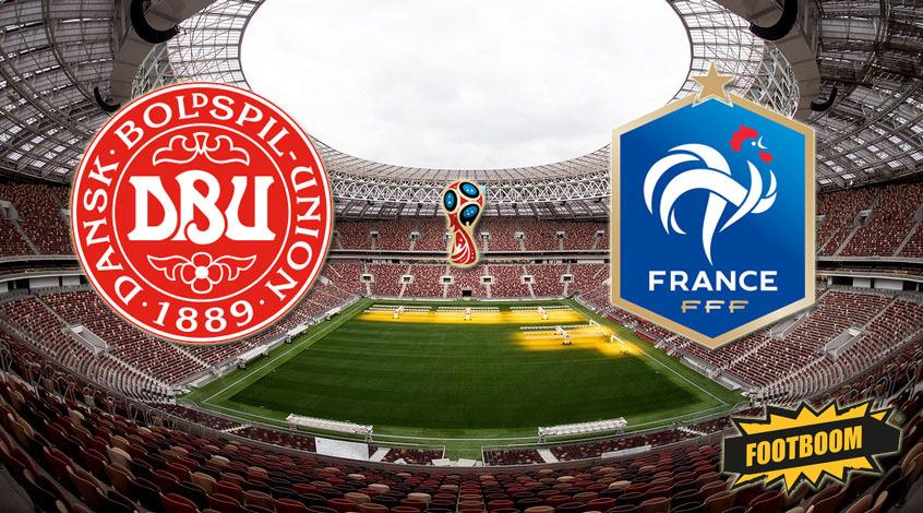 Дания – Франция. Анонс и прогноз матча