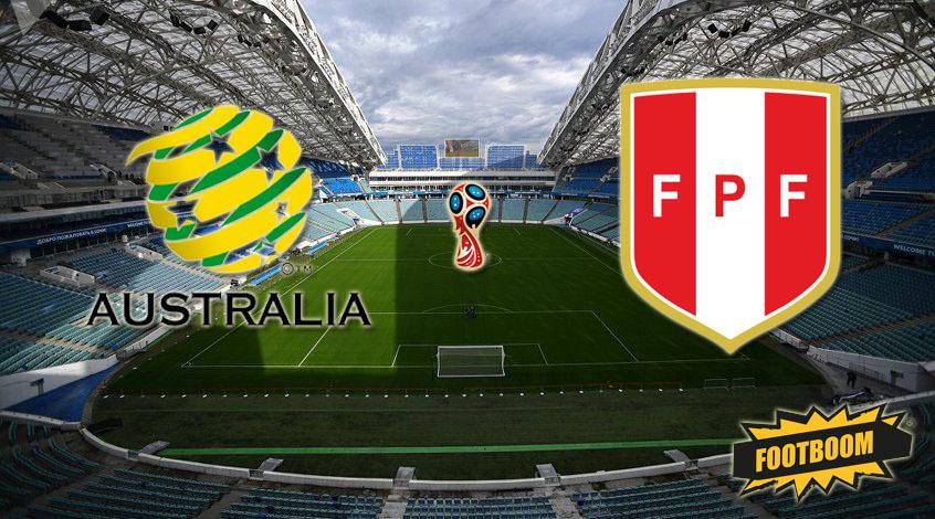 Австралия - Перу 0:2. Первая за 40 лет!