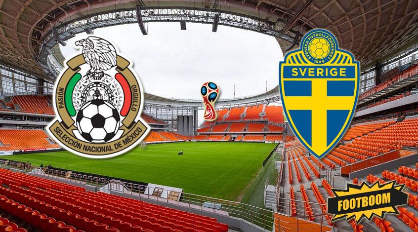 Мексика - Швеция. Анонс и прогноз матча