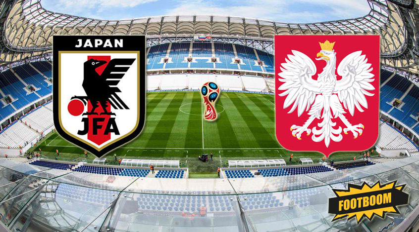 Япония - Польша 0:1. Япона мать!