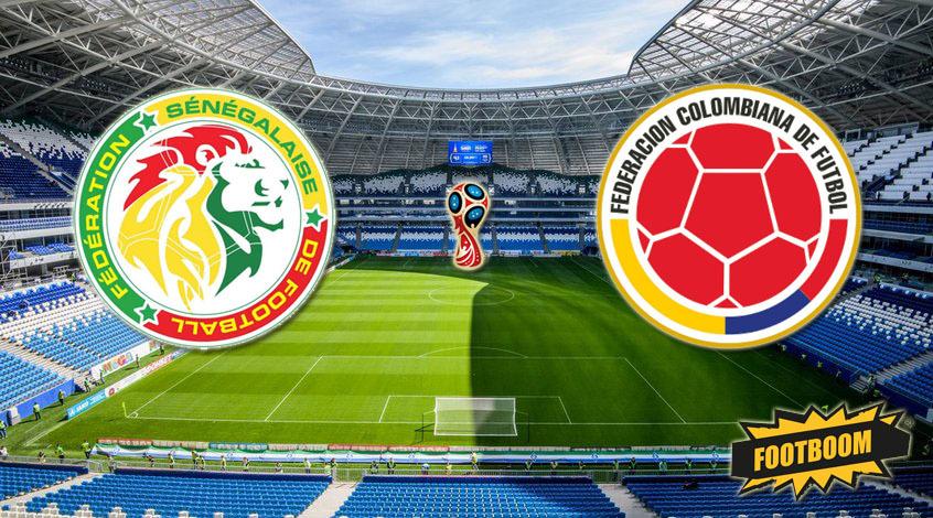 Сенегал - Колумбия 0:1. Антиафриканский плей-офф